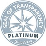 GuideStar Seal of Transparency Platinum